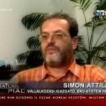 HírTV Interjú Simon Attilával Ingatlanpiac 2008- 09